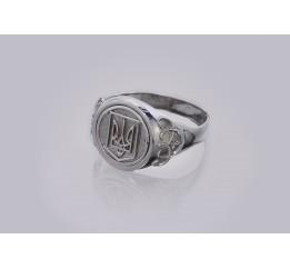 Печатка серебро (г3074)
