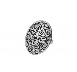 Кольцо серебряное Дельта  (470к)