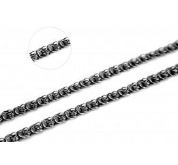 Цепочка серебряная Роза (805тч)