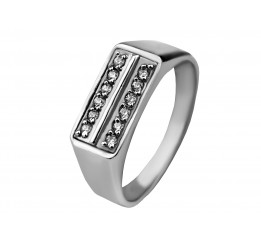 Печатка серебро (1312)