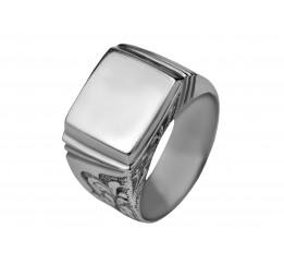 Печатка серебро (289)