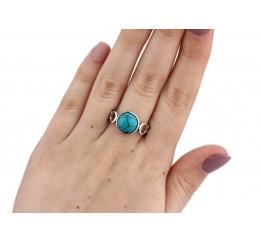 Кольцо серебряное (1325рб)
