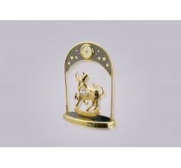 Статуэтка Сваровски Часы телец (S21)