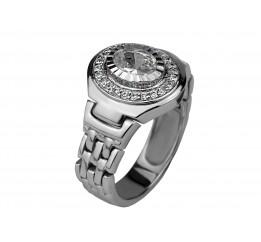 Печатка серебряная Орион (КПР8.03)
