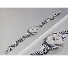 Часы серебряные  Бал 13 (7110010)