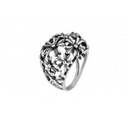 Кольцо серебряное Лаватера (2100488)