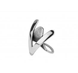 Кольцо серебряное Арлекин (2100327)