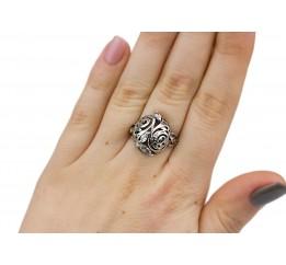 Кольцо серебро (к392ф)