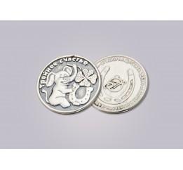 Монета Тройное счастье (9038ч)