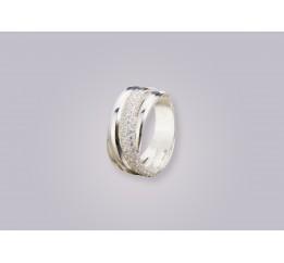 Кольцо серебро (ск95)