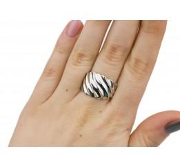 Кольцо серебряное (ск8)