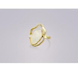 Кольцо с цирконием (кб_20)