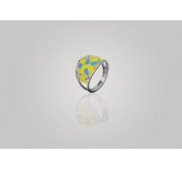 Кольцо серебро (0183.05к)