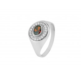 Печатка серебро (01316г)