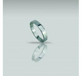 Кольцо серебряное Обручальное 1 (878р)
