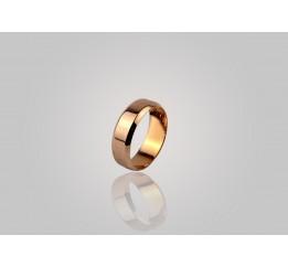Кольцо Обручальное позолоченное (873п)