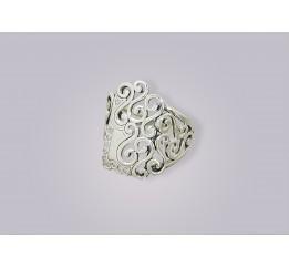 Кольцо серебряное с цирконием Грузия (2111822)