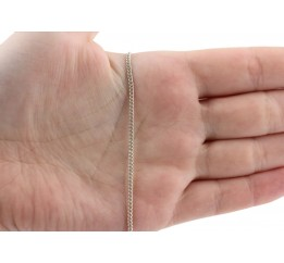 Браслет серебряный Панцирь (1.8)