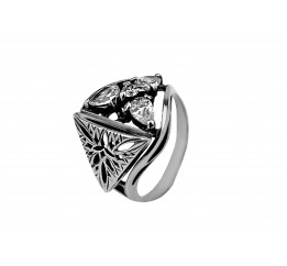 Кольцо серебряное Витебск 2 (2111459)