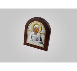 Икона Святая Матрона Московская (ЕP-163XAG)