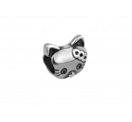 Бусины пандора Голова кота (819к)