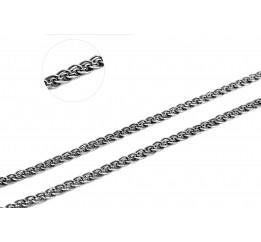 Цепочка серебряная (52035ч)