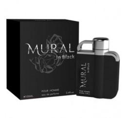 Парфюмированая вода Mural in Black (ММ36202)