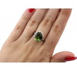 Кольцо серебряное с султанитом (1.4311.7509.12)