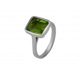 Кольцо серебряное с султанитом (1.4311.7501.12)
