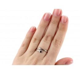 Кольцо серебряное (К2/709)