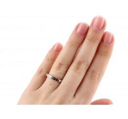 Кольцо серебряное в стиле Cartier (КК2/901)