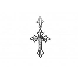 Подвес серебряный Крестик (2-0035.00)