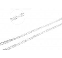 Цепочка серебряная Мираж (3-0503.70.0)