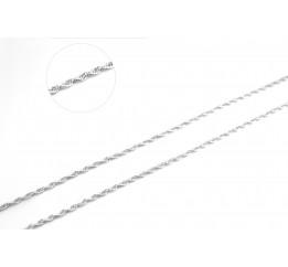 Цепочка серебряная Верёвка (ТА35)
