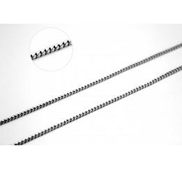 Цепочка серебряная Панцирь (41025б)