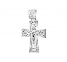 Подвес серебряный Крестик (2-0736.00)