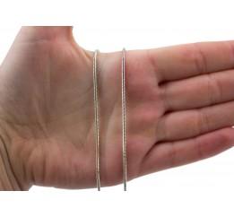 Цепочка серебряная Снейк (160D)