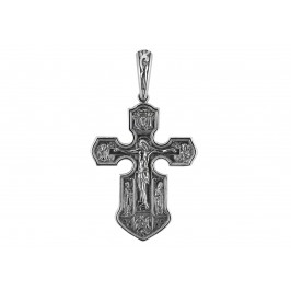 Крестик серебряный (РП120)