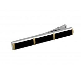 Зажим для галстука серебряный (193)