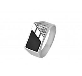 Печатка серебряная (447)