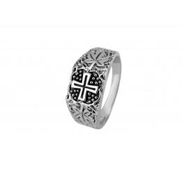 Печатка серебряная (850)