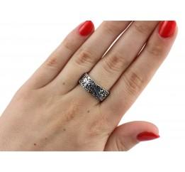Кольцо серебряное (849)