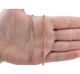 Цепочка позолоченная Снейк (ТП160)