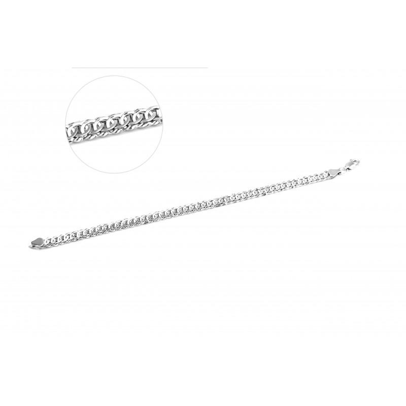 Браслет серебряный (52090р)