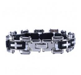 Браслет сталь (С-8)