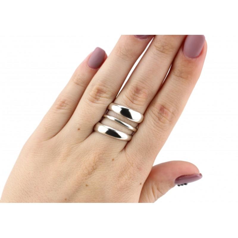 Кольцо серебряное Маракеш (11197)