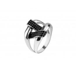 Кольцо серебряное Виват (11332)
