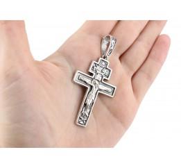 Крестик серебряный (4)