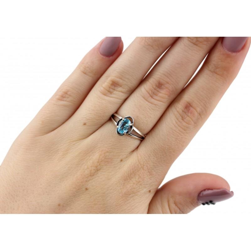 Кольцо серебряное Монтана (11280)