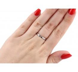 Кольцо серебряное с фианитом (3888)
